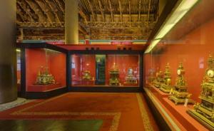 故宫晒清单:院藏外国文物1.3万余件,西洋钟占比超一成