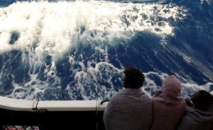 意大利在地中海海域救起484名难民,20人遇难