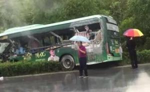 鹰潭12死交通事故两货车司机被警方控制,已排除酒驾毒驾