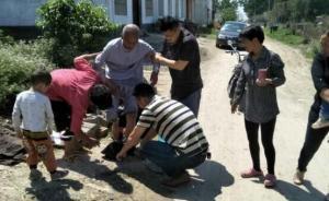 暖闻|安徽八旬老人掉入水沟,村民救起后用微信帮其寻到女儿