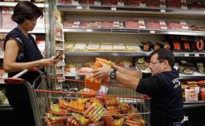 """巴西警方就""""问题肉""""事件对农业部展开调查,已拘捕10人"""