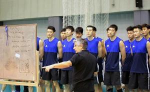 """中国男排如何赶上女排脚步,""""魔鬼洋帅""""已经把队员练服了"""