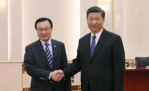 习近平会见韩总统特使李海瓒:推动中韩关系早日回到正常轨道