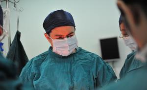 """""""洋医生""""来上海拜师学艺:2周观摩学习近80台手术"""