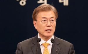 """韩日首脑会谈最迟或7月举行,文在寅盼恢复两国""""穿梭外交"""""""