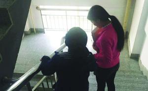 暖闻|哈尔滨95后女大学生照顾脑瘫室友:我来当你的拐杖