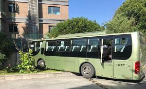 上海日本人学校校车撞墙14人受伤,司机排除醉驾毒驾嫌疑