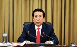 段志强转任内蒙古赤峰市委书记,毕力夫不再担任