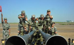 """79集团军某防空旅组织官兵素质比武考核,摸清人才""""家底"""""""