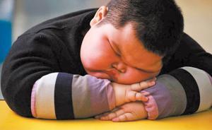 """""""武汉儿童健康状况报告"""":营养不良的孩子多是""""小胖墩"""""""