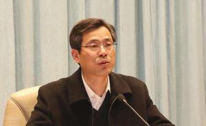 广东省委常委、副省长何忠友兼任省委政法委书记