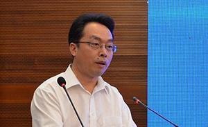 山西运城市委副书记朱鹏兼任市政府党组书记