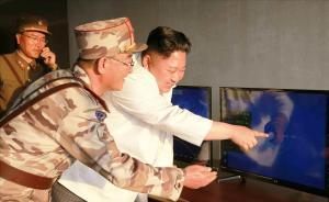 朝鲜证实再次试射弹道导弹,金正恩现场指导