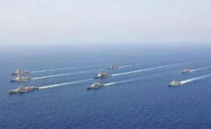 印度拒绝澳大利亚派舰加入印美日联合军演,日拟与美航母联训