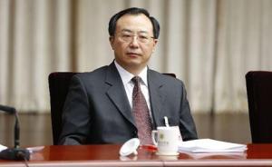 江苏省委副书记、南京市委书记吴政隆任副省长、代理省长