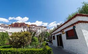 """西藏推进""""厕所革命"""",布达拉宫""""世界落差最大厕所""""成历史"""