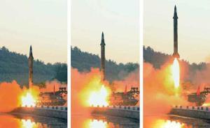 朝鲜5月三射弹道导弹,专家称技术达到新高、打航母还有软肋