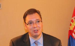 武契奇就任塞尔维亚总统,感谢中国并称未来塞中关系会更好