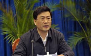 江苏省委原常委王炯履新河南省委副书记