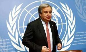 联合国秘书长:气候变化不可否认,3年后北冰洋夏天或无冰
