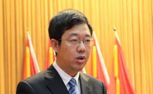 江西井冈山市委副书记、市长焦学军拟任井冈山管理局局长