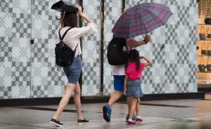上海今迎中到大雨,高考三天多云为主,最高气温或达34℃