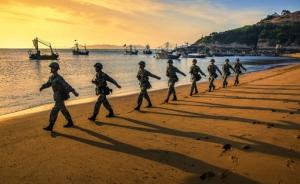 军报:东部战区陆军某海防旅刚刚由多个建制单位合并组建成立