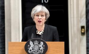 英国选前民调唱衰特蕾莎·梅:领导保守党所获议席或少于上届