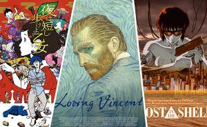 上海电影节|动画片片单公布:汤浅政明、押井守,还有梵高!