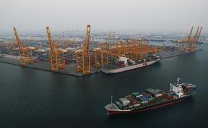 """阿联酋迪拜世界港口拟与""""一带一路""""倡议接轨,寻求新增长点"""
