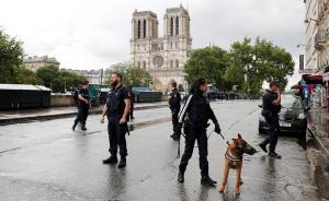 巴黎圣母院袭警男子为单人作案,法媒:其供述自称是IS成员