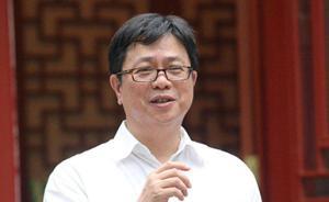 北京大学副校长李岩松调任上海外国语大学校长
