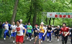 中国跑友为北海道贡献五千万人民币,马拉松已成赴日游热点