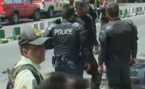 德黑兰两起枪击爆炸案,7死4人遭劫