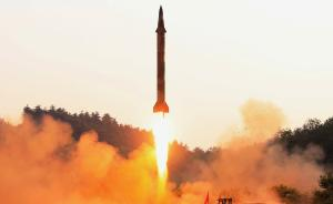 朝鲜试射多枚导弹飞行200公里,美军方称不具远程威胁
