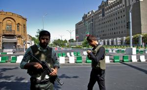"""首都遭袭后伊朗革命卫队誓言复仇,指责美国沙特""""牵涉在内"""""""