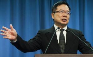国民党政策会执行长蔡正元:蔡英文下场不会比陈水扁好多少