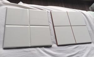 """高价买进口瓷砖与样品有异,商家否认""""假洋鬼子"""":不同批次"""