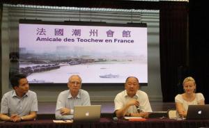 法国有望诞生首位华裔国会议员:候选人陈文雄首轮大幅胜出