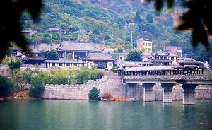 重庆奉节白帝城启动申遗,因三峡工程蓄水已变成了一个孤岛