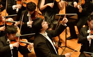 央音附中学生演奏马勒《巨人》,刘诗昆:绝不亚于茱莉亚