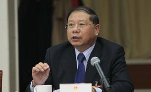 天津港原董事长于汝民涉嫌受贿被立案侦查