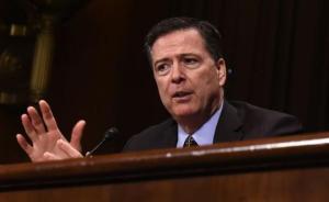 "FBI前局长抖出""六大猛料"",特朗普面临""四个困境"""