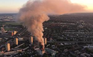 伦敦大火|警方称暂无中国公民受伤,中国大使馆正密切跟进
