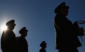 刘勇军任武警河南省总队司令员,曾率领官兵抗洪抢险