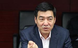 山西煤炭进出口集团有限公司原董事长郭海被检方逮捕