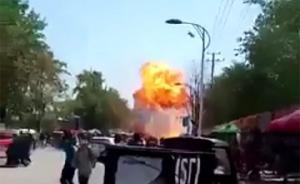 江苏警方:有网友转发丰县幼儿园爆炸过程视频与本次爆炸无关