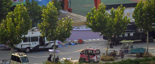 江苏丰县爆炸案告破:犯罪嫌疑人当场被炸身亡