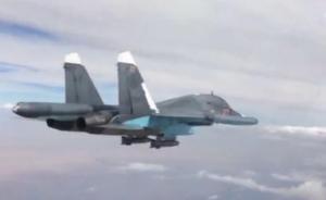 """俄国防部:空袭消灭""""伊斯兰国""""30名头目300余武装分子"""