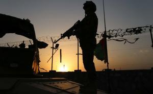 阿富汗一军事基地发生内部袭击事件,四名美国士兵遭枪击身亡
